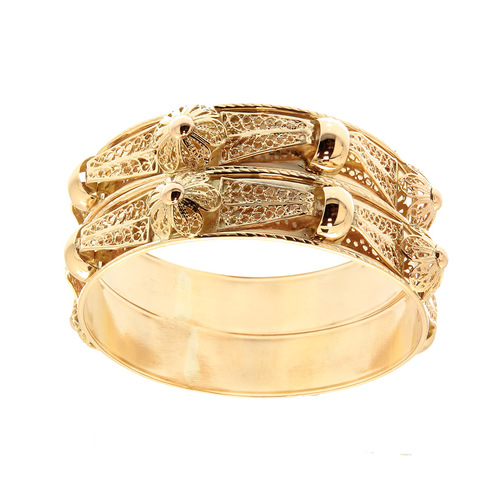 Bracelet Rigide   en Or 750 / 1000 (18K)