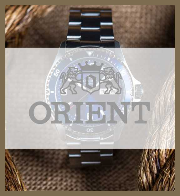 Montres Orient