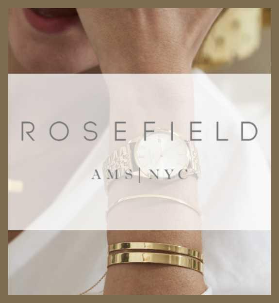 Montres Rosefield